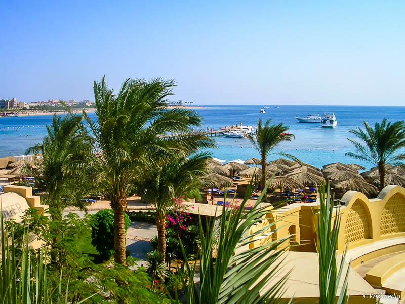 Makadi Bay, Egypt